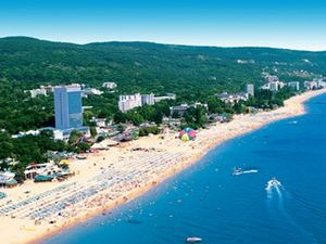 Чорноморський берег болгарії