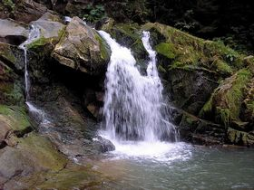 Камянецький водоспад