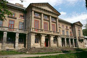 Палац в Маліївцях