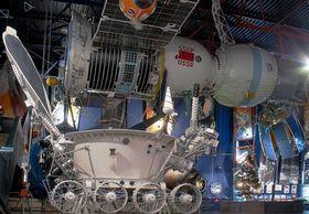 Музей космонавтики в Житомирі