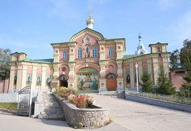 Почаївський Свято-Духівський монастир-скит