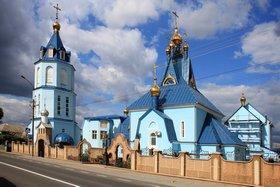 с. Ракошино. Православний Покровський чоловічий монастир