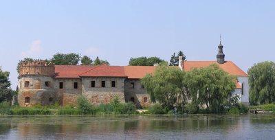 Замок в Старокостянтинові