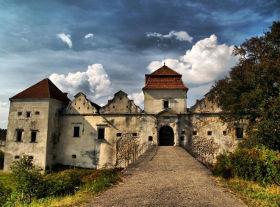 Свірж, замок