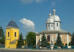 Теребовля, Миколаївська церква
