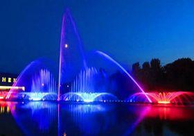 Вінниця, Шоу фонтанів