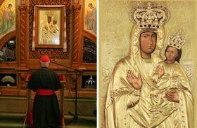 Чудотворна ікона Зарваницької Божої Матері